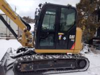 CATERPILLAR TRACK EXCAVATORS 308ECR SB equipment  photo 3