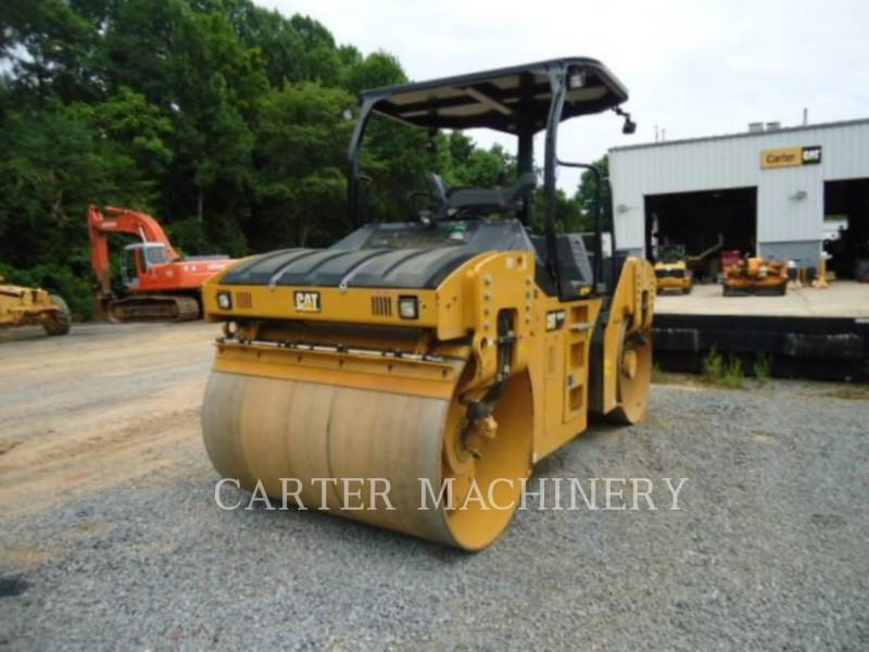CATERPILLAR COMPATTATORI CB54B equipment  photo 4