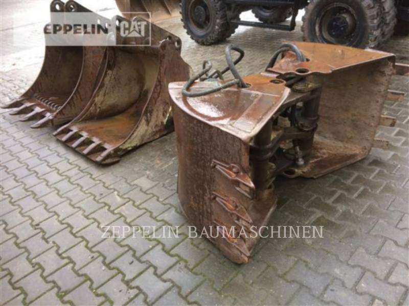 HYDRAULIK-GREIFER-TECHNOLOGIE-GMBH WT - GRAPPIN ZZ4 800mm/480l equipment  photo 3