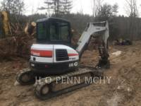 BOBCAT PELLE MINIERE EN BUTTE E45 equipment  photo 6
