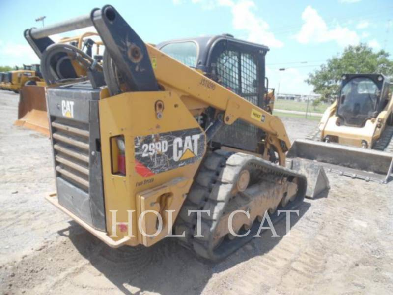 CATERPILLAR CARGADORES MULTITERRENO 299D XHP equipment  photo 4