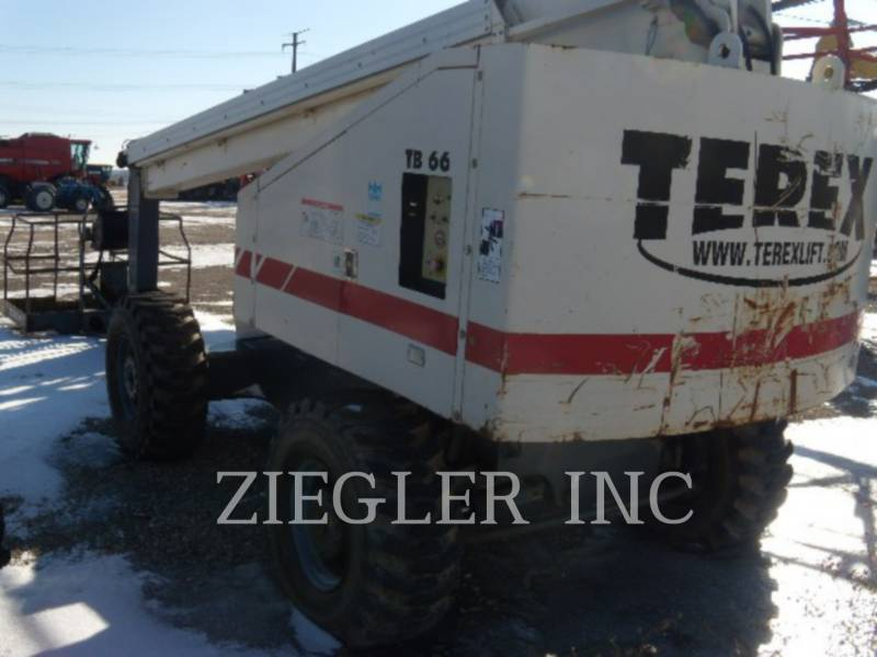 TEREX CORPORATION LIFT - BOOM TB66 equipment  photo 7