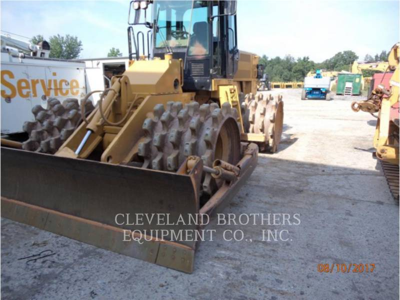 CATERPILLAR COMPACTEURS 815F equipment  photo 2
