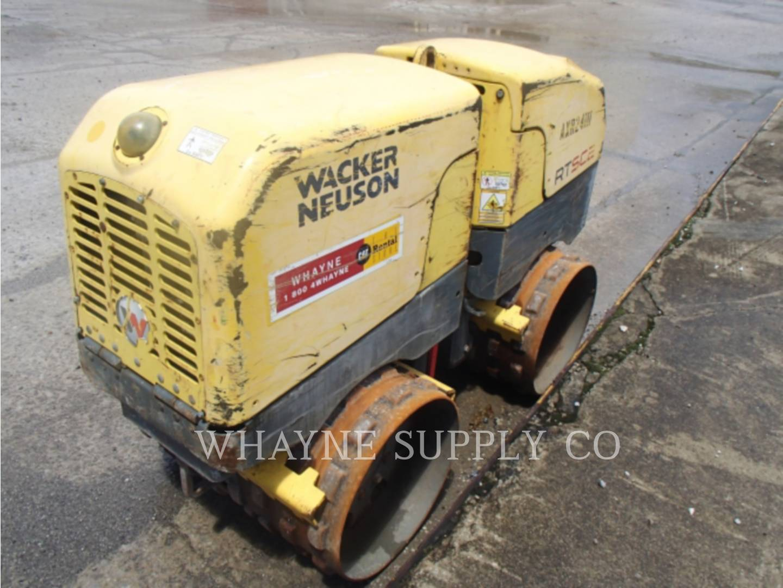 Detail photo of 2009 Wacker Neuson RT82-SC from Construction Equipment Guide