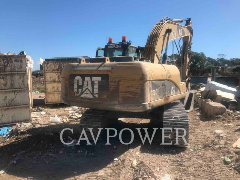 CATERPILLAR TRACK EXCAVATORS 320D equipment  photo 3