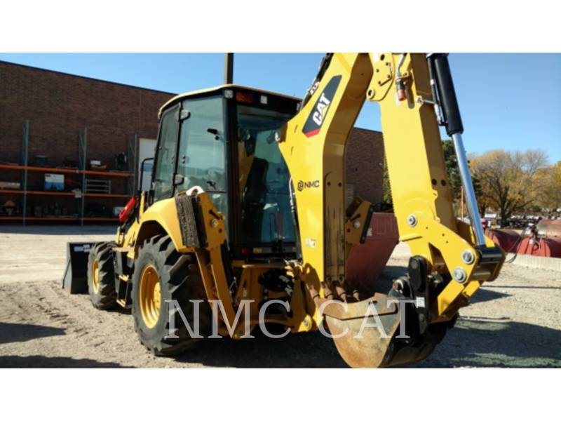 CATERPILLAR KOPARKO-ŁADOWARKI 420F2 IT equipment  photo 2