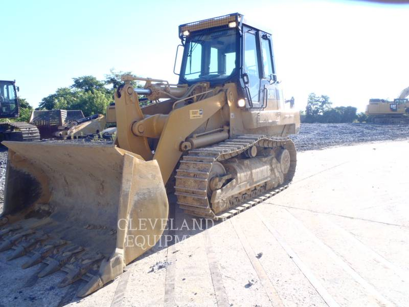 CATERPILLAR PALE CINGOLATE 963C equipment  photo 1