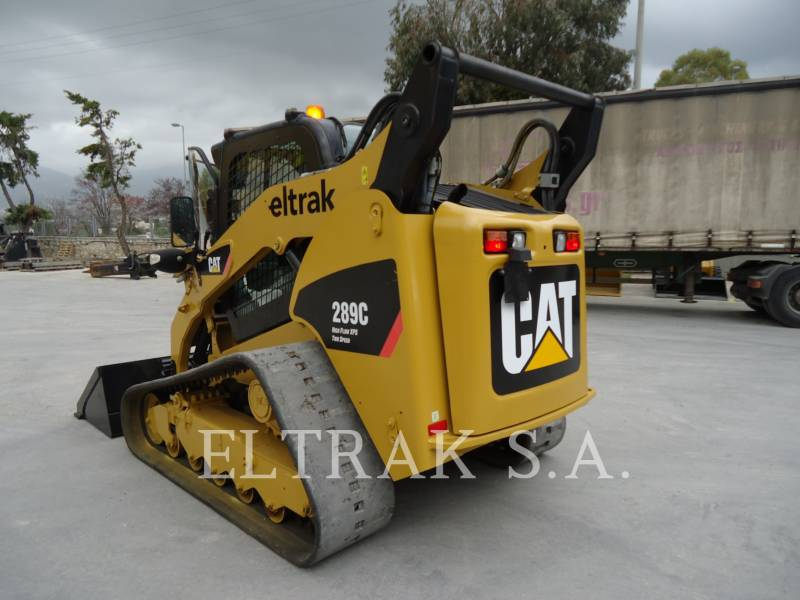 CATERPILLAR MULTI TERRAIN LOADERS 289C equipment  photo 12