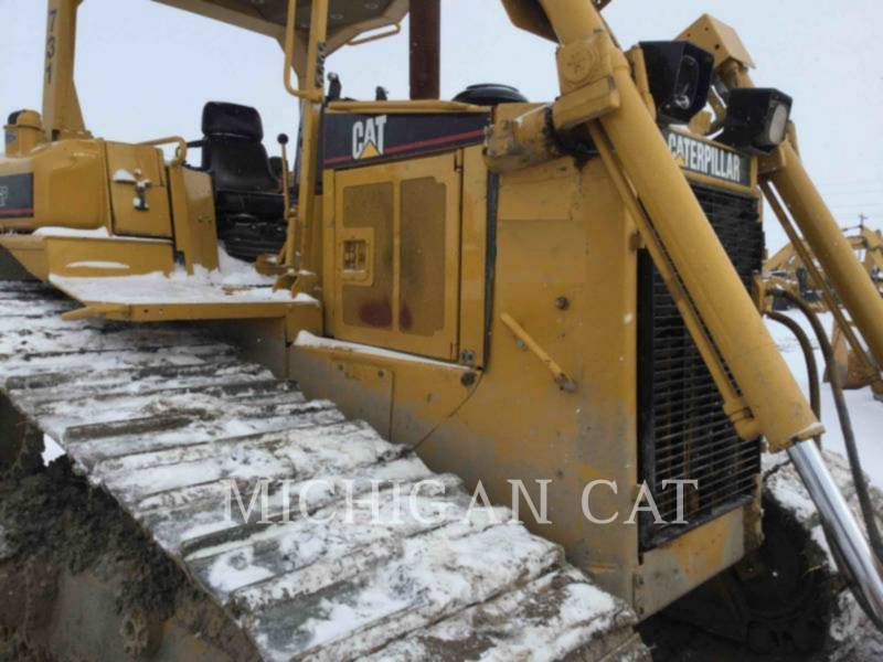 CATERPILLAR TRACTEURS SUR CHAINES D6RL equipment  photo 21