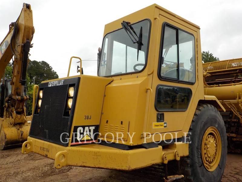 CATERPILLAR WHEEL TRACTOR SCRAPERS 613C II equipment  photo 2