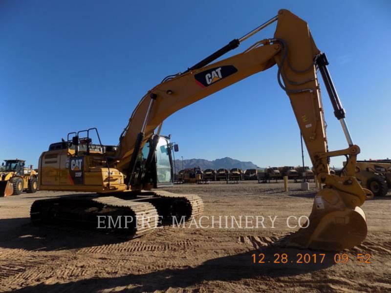CATERPILLAR トラック油圧ショベル 330FL    P equipment  photo 1