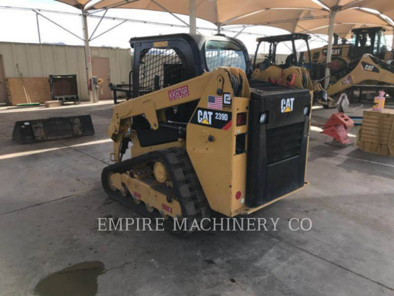 CATERPILLAR 多様地形対応ローダ 239D equipment  photo 2