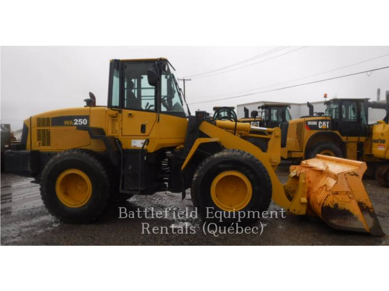 KOMATSU CARGADORES DE RUEDAS WA250 equipment  photo 6
