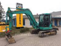 Equipment photo KOMATSU LTD. PC80 ESCAVADEIRAS 1