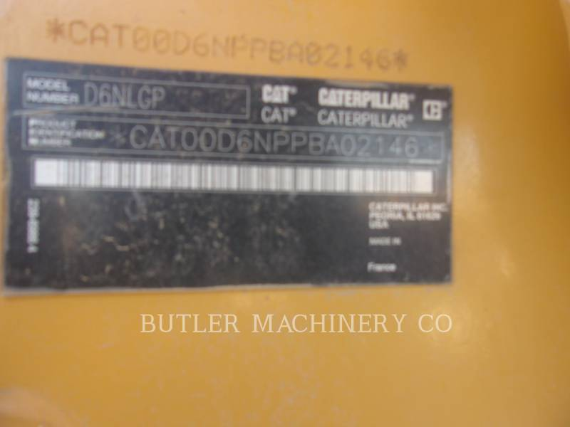 CATERPILLAR PIPELAYERS D6N LGPCMB equipment  photo 6