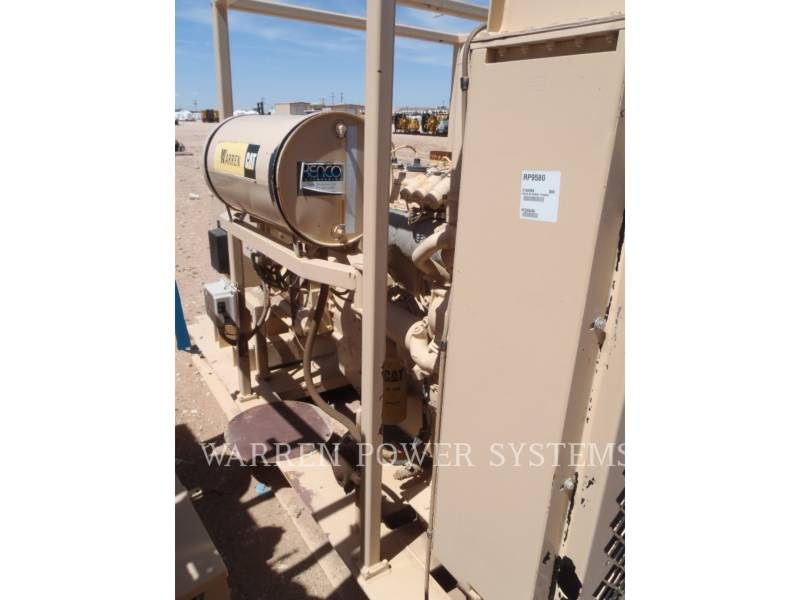 CATERPILLAR STATIONARY GENERATOR SETS WC175G equipment  photo 3