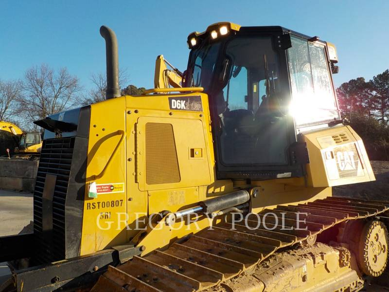 CATERPILLAR CIĄGNIKI GĄSIENICOWE D6K2 LGP equipment  photo 2