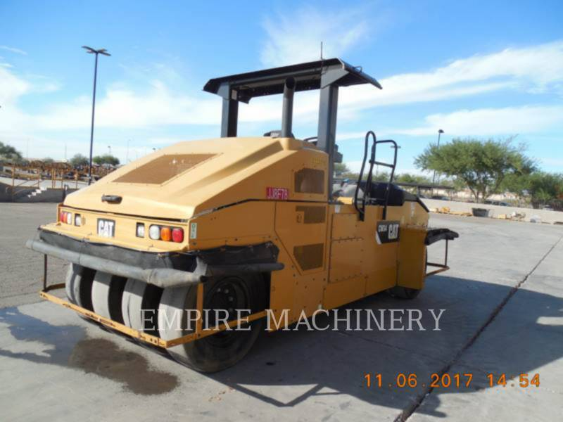 CATERPILLAR PNEUMATIC TIRED COMPACTORS CW34 equipment  photo 2