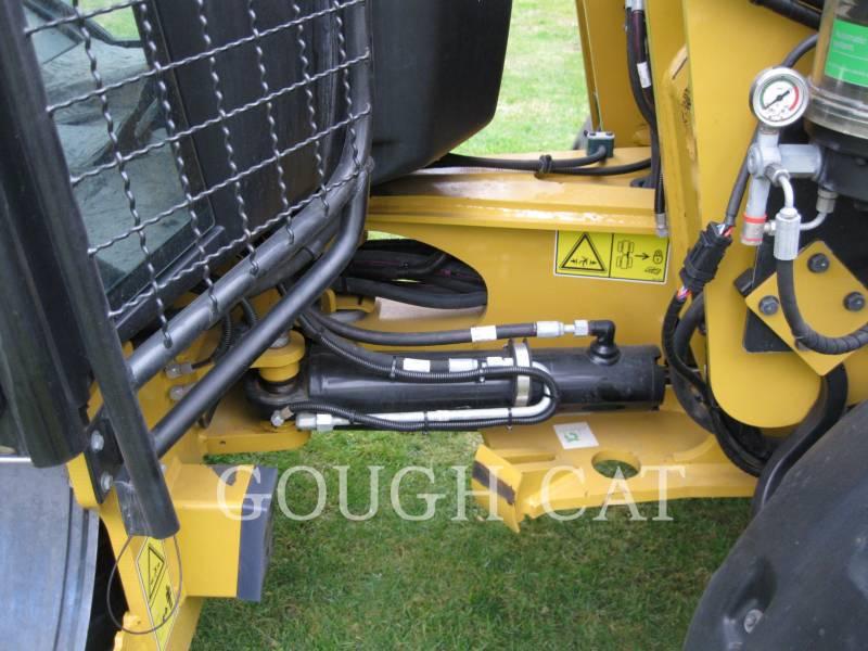 CATERPILLAR PALE GOMMATE/PALE GOMMATE MULTIUSO 906M equipment  photo 8