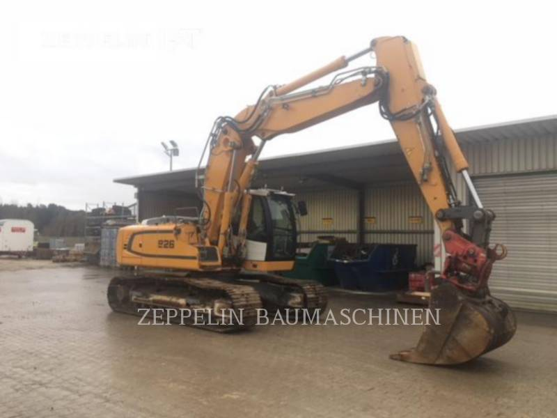 LIEBHERR PELLES SUR CHAINES R926LI equipment  photo 1