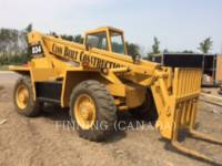 Equipment photo LOAD LIFTER MFG. LTD. 834 TELEHANDLER 1