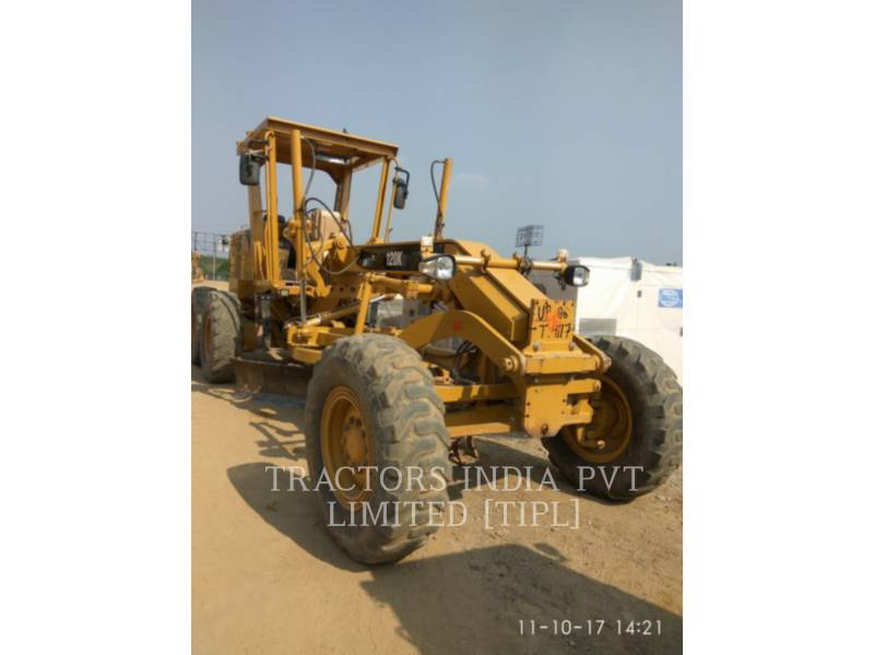 CATERPILLAR NIVELEUSES POUR MINES 120 K 2 equipment  photo 2