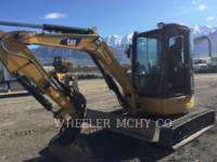 CATERPILLAR TRACK EXCAVATORS 304E C3 TH equipment  photo 2