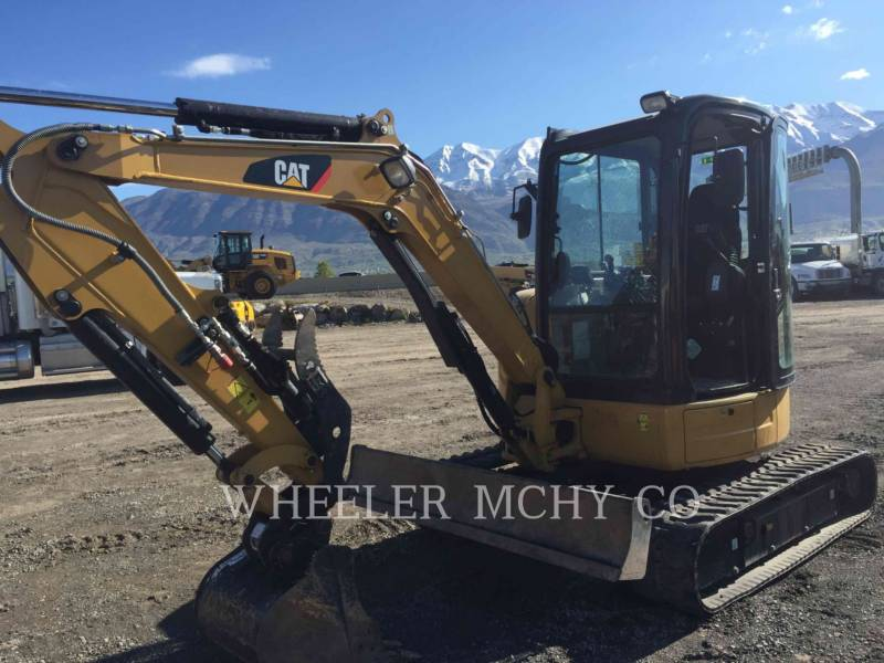 CATERPILLAR EXCAVADORAS DE CADENAS 304E C3 TH equipment  photo 2