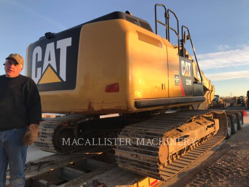 CATERPILLAR TRACK EXCAVATORS 324EL equipment  photo 6