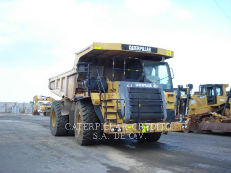CATERPILLAR 鉱業用ダンプ・トラック 773F equipment  photo 4
