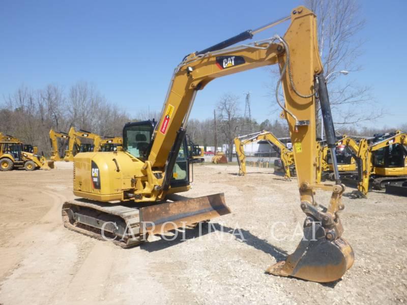 CATERPILLAR TRACK EXCAVATORS 308E2CR QC equipment  photo 6