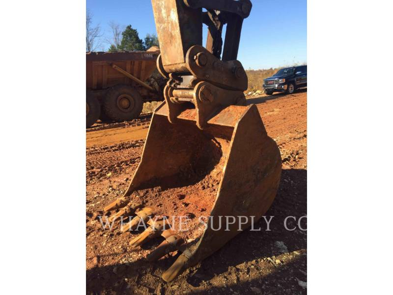 JOHN DEERE ESCAVATORI CINGOLATI 270DLC equipment  photo 5