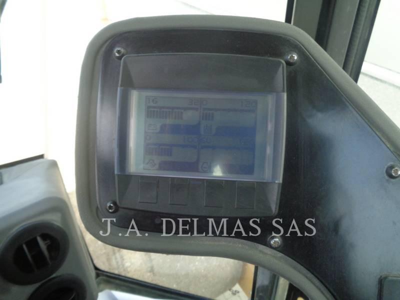 CATERPILLAR COMPATTATORE A SINGOLO TAMBURO VIBRANTE LISCIO CS64B equipment  photo 7