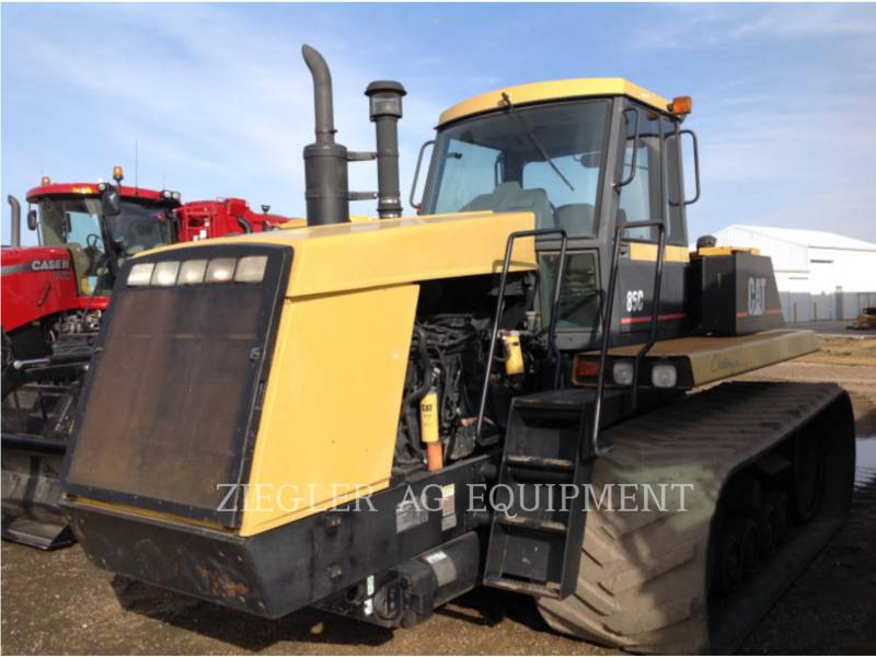 CATERPILLAR TRACTEURS AGRICOLES 85C equipment  photo 1