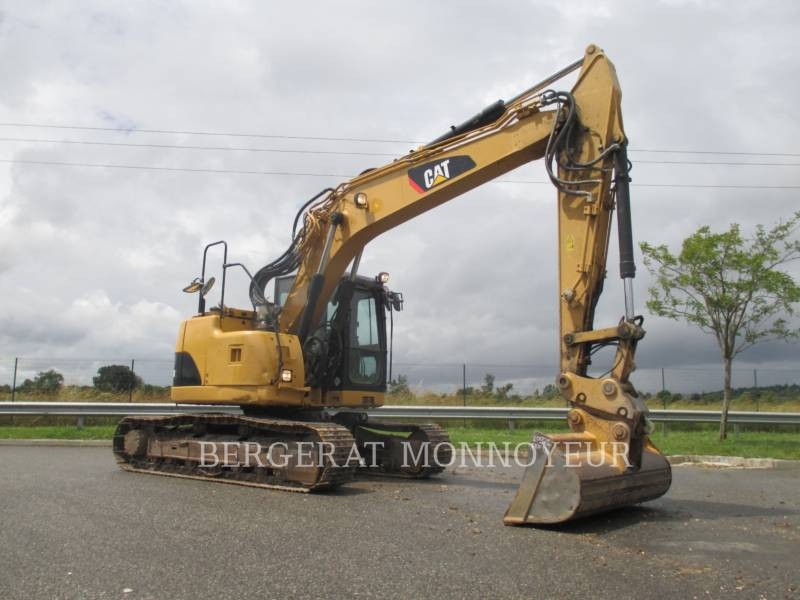 CATERPILLAR ESCAVATORI CINGOLATI 314DLCR equipment  photo 3