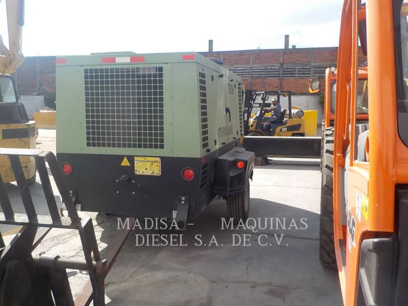 SULLAIR COMPRESOR DE AIRE (OBS) 750H DPQ   equipment  photo 4