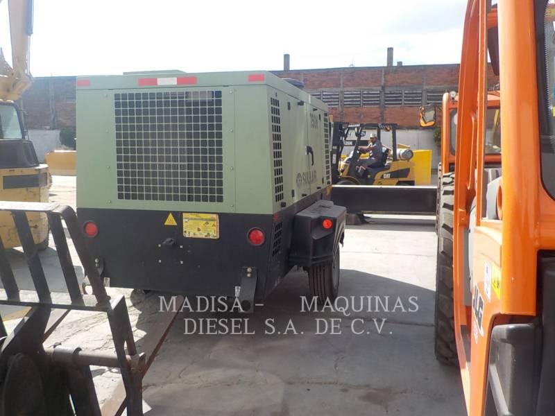 SULLAIR LUFTKOMPRESSOR (OBS) 750H DPQ   equipment  photo 4
