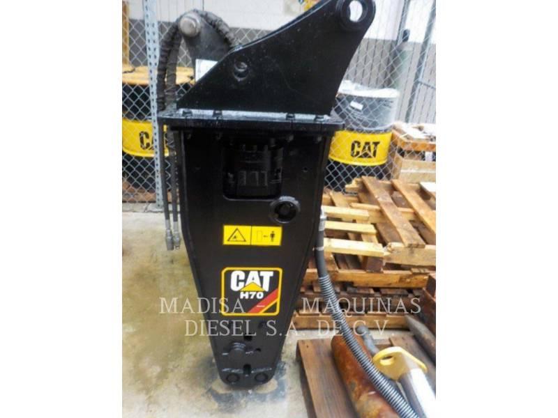 CATERPILLAR WT - MARTEAUX HYDRAULIQUES H 70 S FLAT-TOP equipment  photo 4