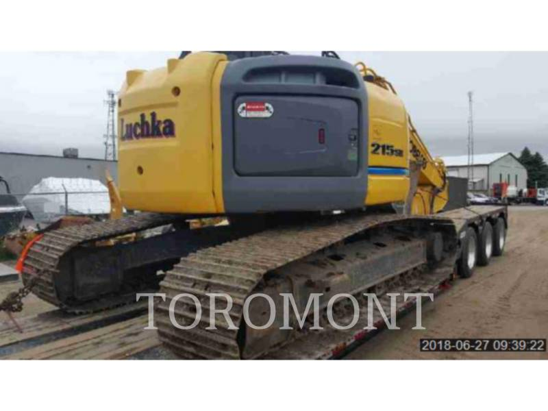 KOBELCO / KOBE STEEL LTD TRACK EXCAVATORS SK215SR equipment  photo 3