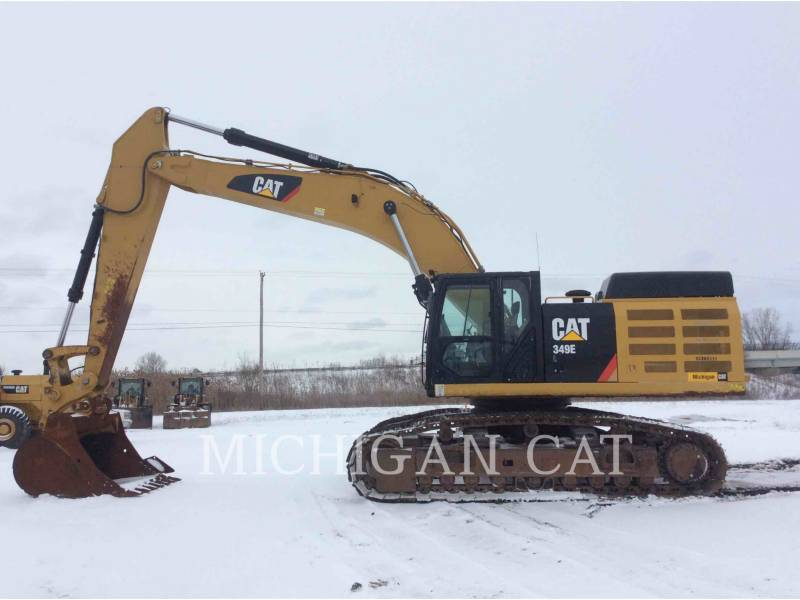 CATERPILLAR トラック油圧ショベル 349ELVG equipment  photo 15