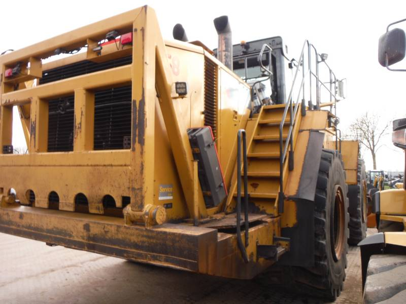CATERPILLAR CARGADORES DE RUEDAS 990H equipment  photo 2