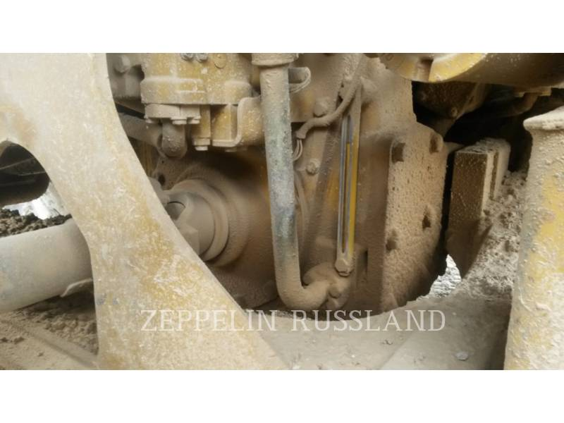 CATERPILLAR CHARGEURS SUR PNEUS MINES 980GII equipment  photo 17