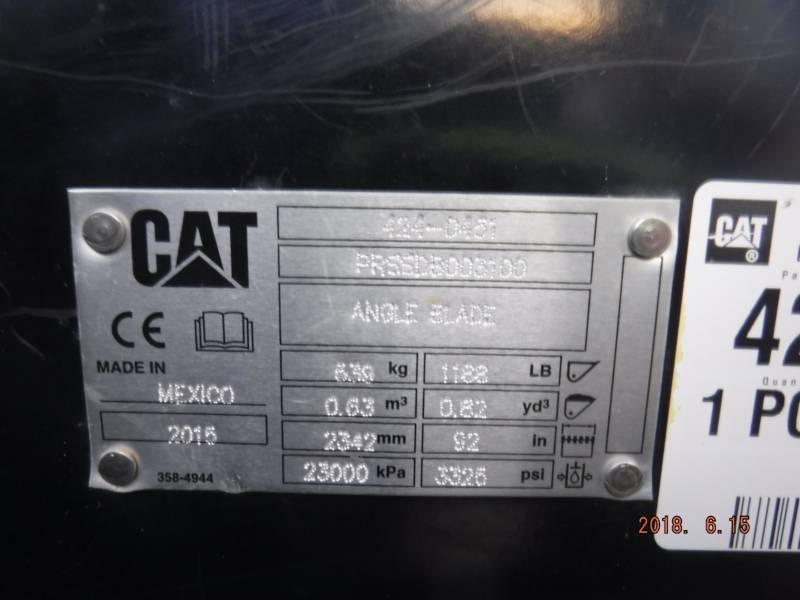 CATERPILLAR MULTI TERRAIN LOADERS 299D2XHP equipment  photo 14