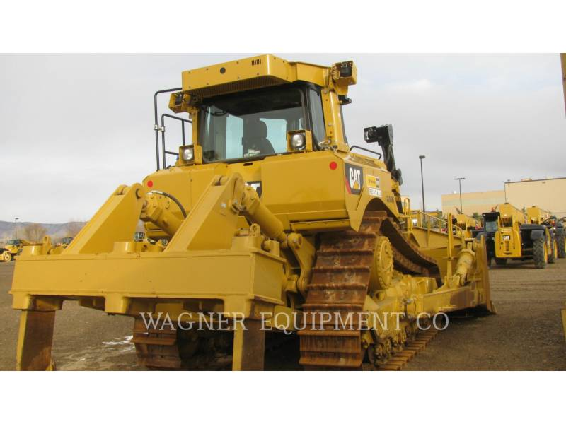 Caterpillar TRACTOARE CU ŞENILE D8T equipment  photo 2