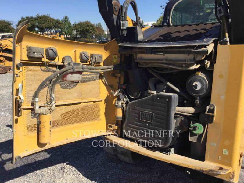 CATERPILLAR CARGADORES MULTITERRENO 289C equipment  photo 17