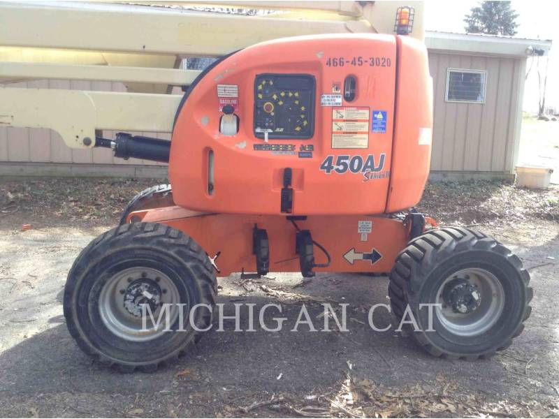 JLG INDUSTRIES, INC. LEVANTAMIENTO - PLUMA 450 AJ equipment  photo 11