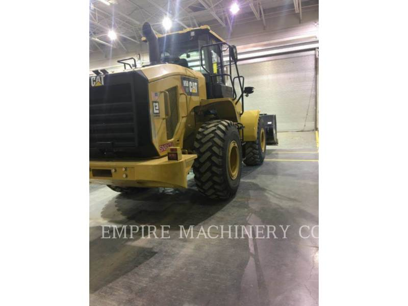 CATERPILLAR CARGADORES DE RUEDAS 950GC FC equipment  photo 1
