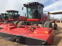 Equipment photo MASSEY FERGUSON WR9870 農業用集草機器 1