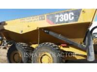 Caterpillar CAMIOANE ARTICULATE 730C equipment  photo 6