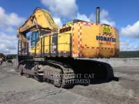KOMATSU TRACK EXCAVATORS PC1250 LC equipment  photo 4